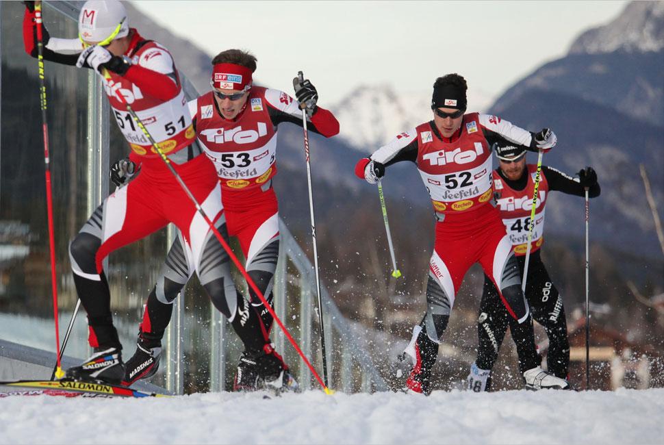 Nordic Combines Triple in Seefeld