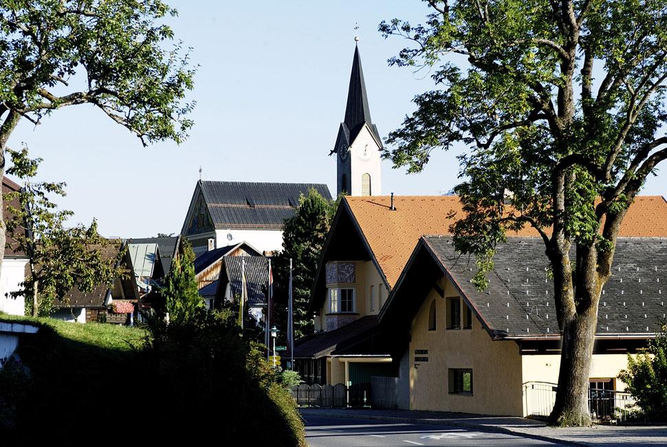 Reith bei Seefeld - Kulturwanderweg