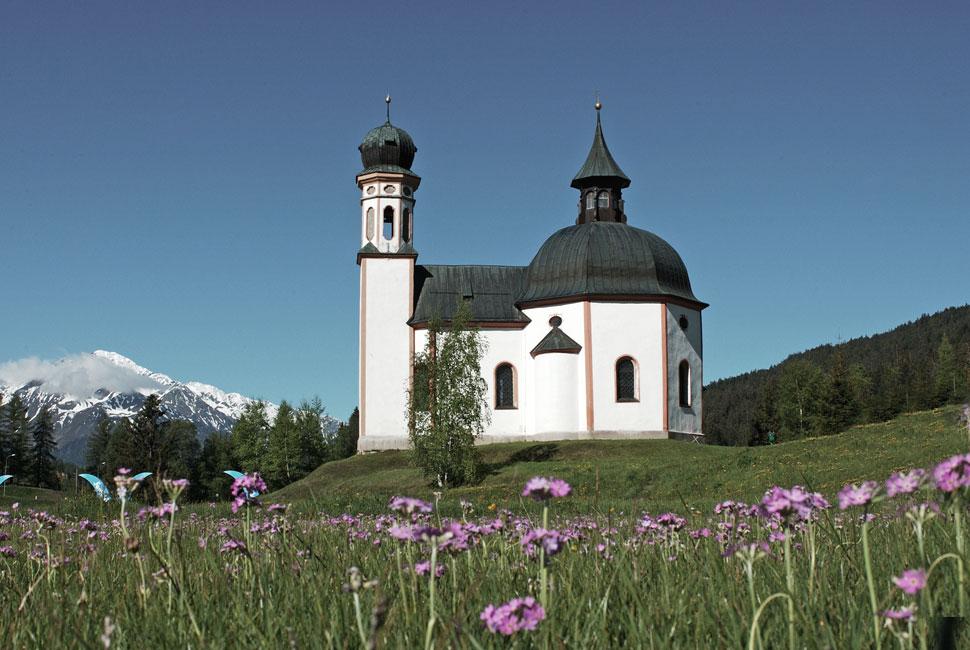 Seefelder Seekirchl